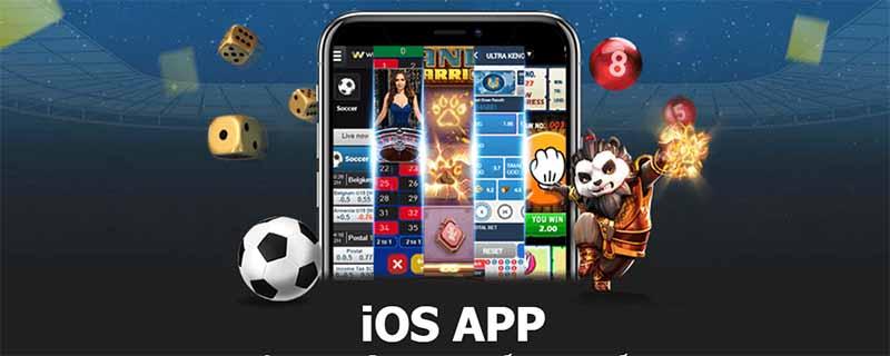 วิธีติดตั้งแอพพลิเคชั่นบนมือถือระบบW88 iOS